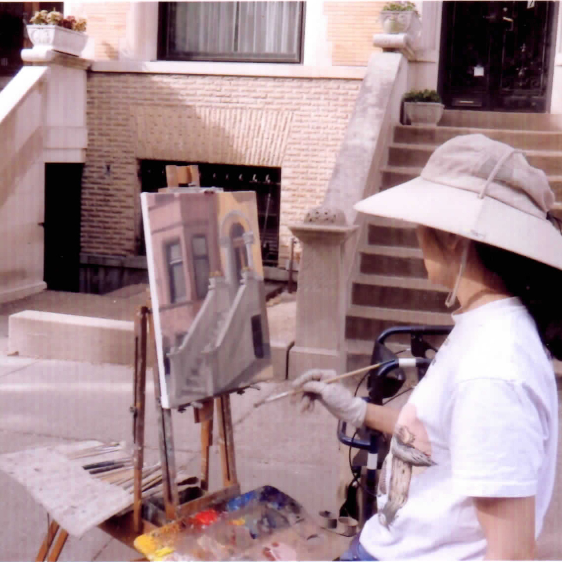 View Image Details Painting in Park Slope, Brooklyn