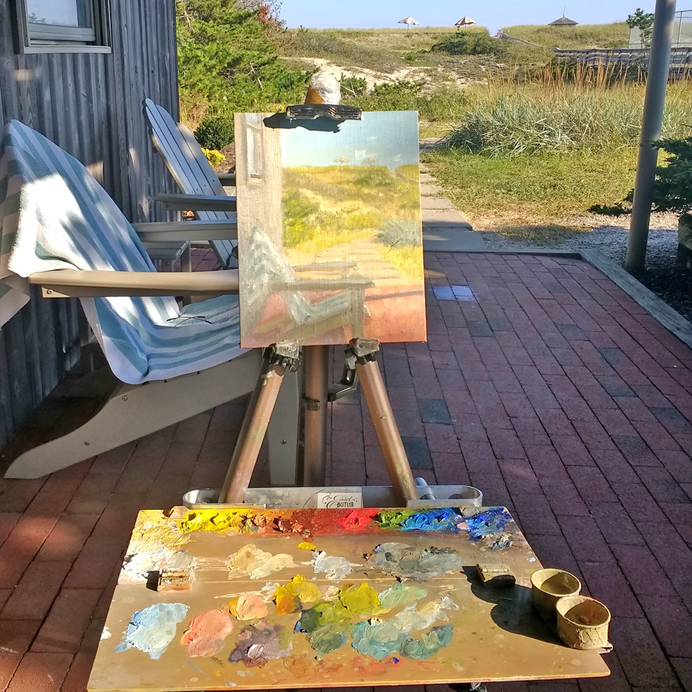 View Image Details Easel in Amagansett, NY