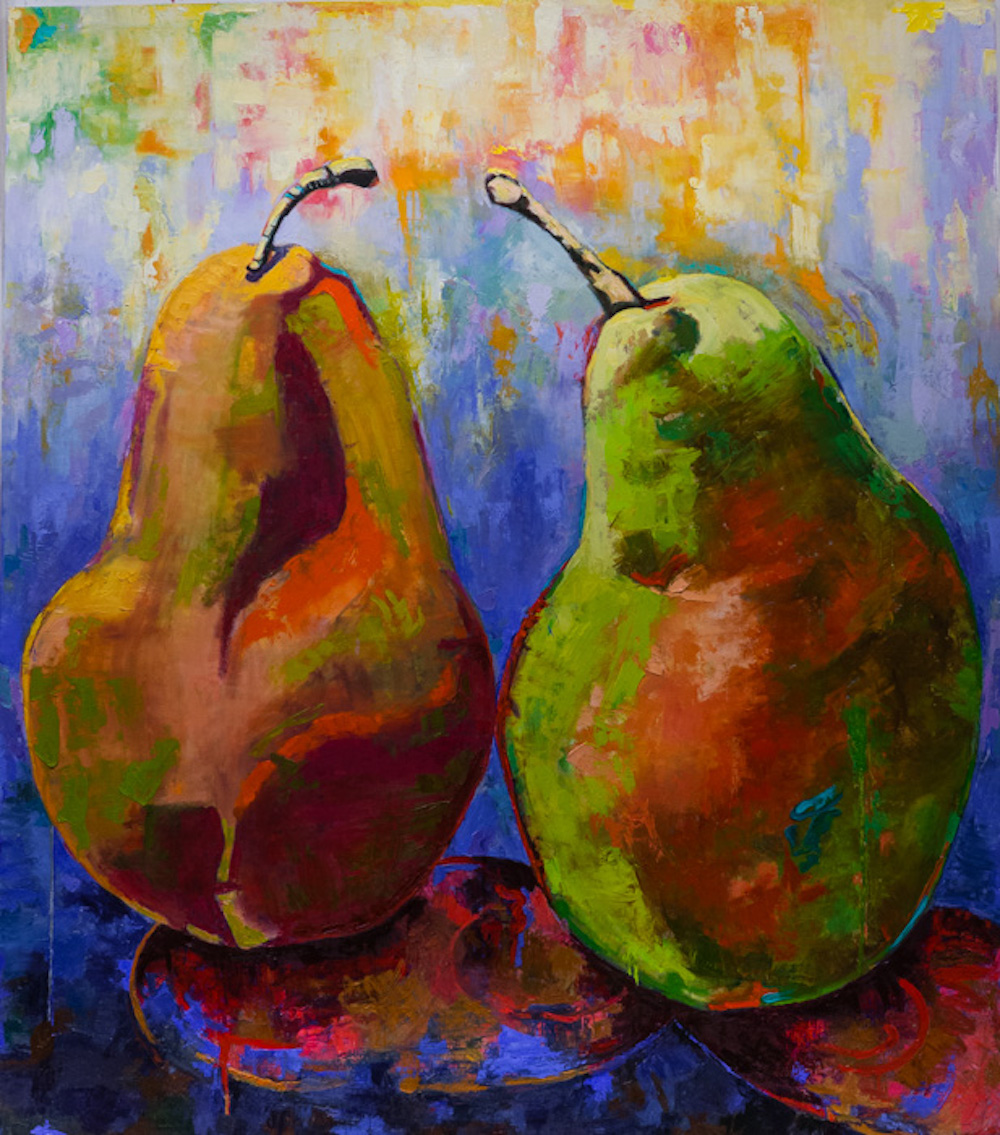 View Image Details A Pair of Pears