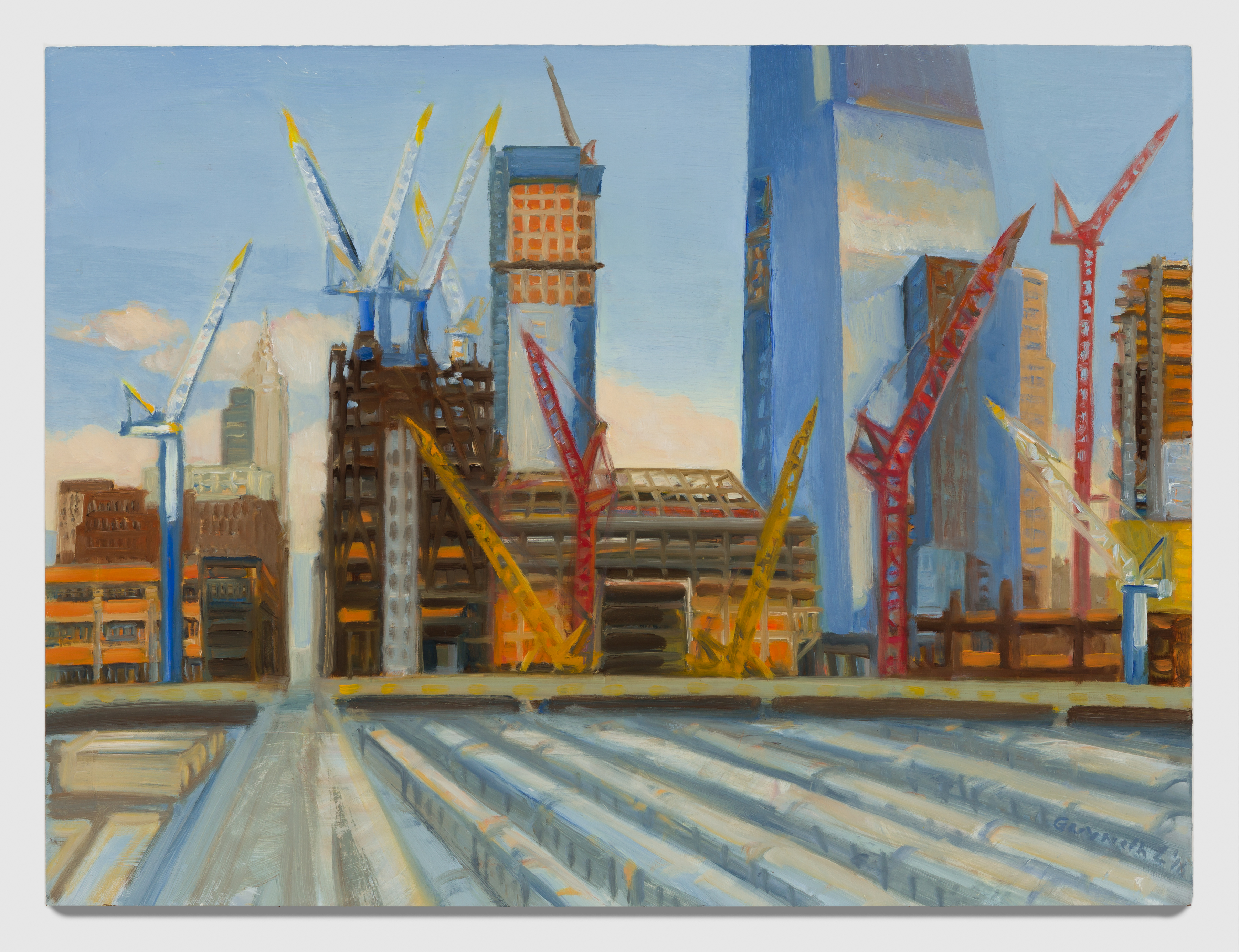 View Image Details Hudson Yards, June 2016