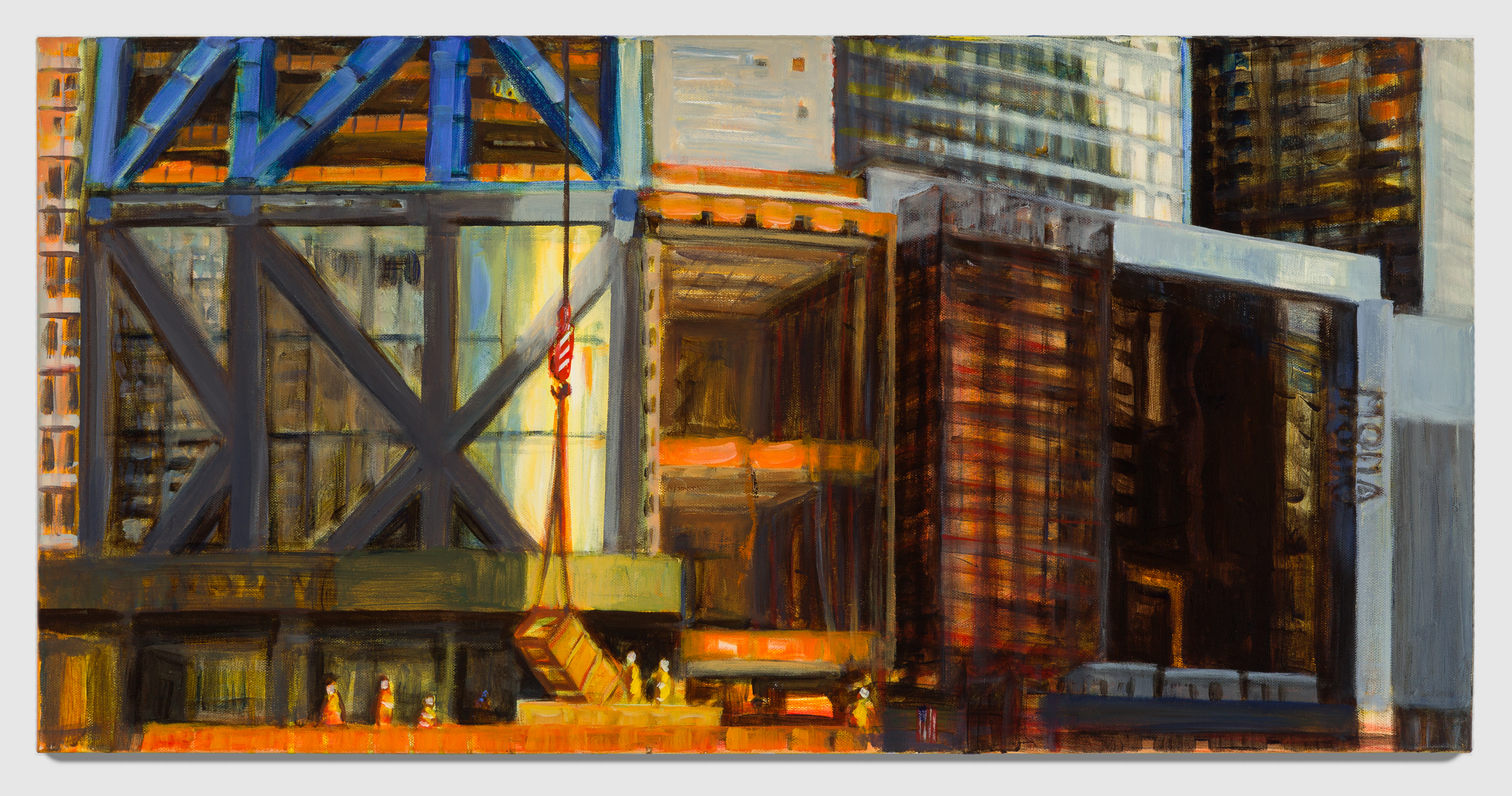View Image Details Morning Light, West 53rd Street, 2017